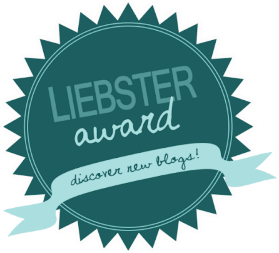 Liebster blog award - Piesologia