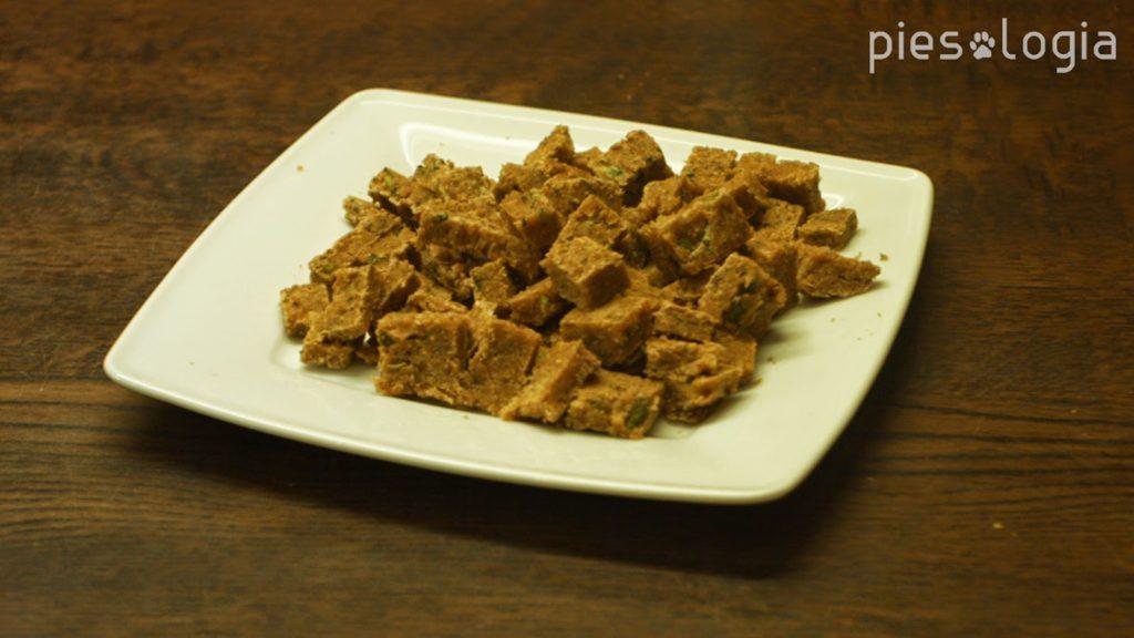 Przepis na psie ciasteczka w wielu smakach