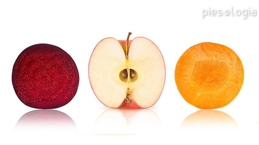Warzywa i owoce dieta BARF - jak skomponować dietę BARF